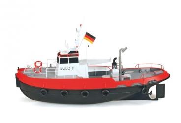 Taucher O.Wulf 6 RC Boot