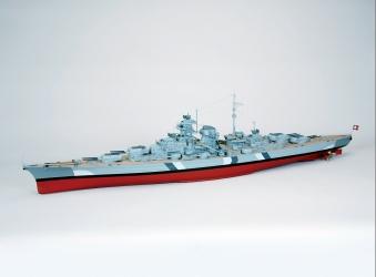 Bitevní loď BISMARCK