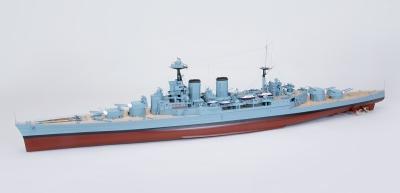 Bitevní křižník H.M.S HOOD