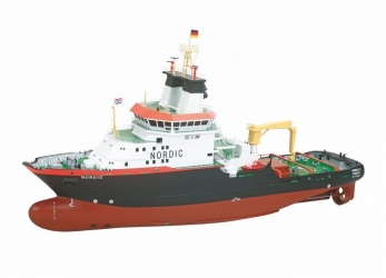 Záchranná loď NORDIC, 2 jakost (pouze na objednávku)