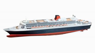 Luxusní osobní dopravní loď QUEEN MARY 2