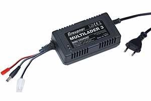 MULTILADER 3 nabíječ JST/TX/RX/BEC