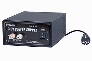 Power Supply 13,8V/40A