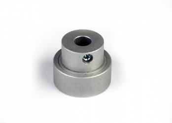Alu-coupling part 2drilling 5mm