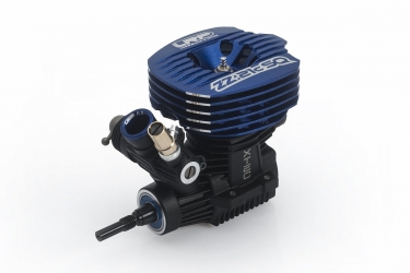 ZZ.21C Ceramic SQUARE Stroke Nitro Competition motor