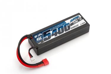 ANTIX by LRP 5400 - 7.6V LiHV - 45C LiPo Car Hardcase