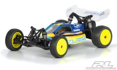 Karoserie čirá BullDog pro Durango DEX210
