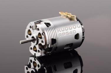 RP540 10.5T 540 Sensored Brushless/střidavý motor s pevným časováním