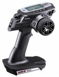 MX-6 2,4GHz s RX-391W přijímačem