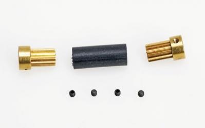 Flex-Kupplung 12mm 4/4,0mm