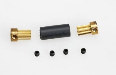 Flex-Kupplung 5mm 1,5/2mm