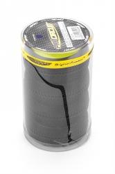 SQUARE IMPACT (medium/modrá směs) Off-Road 1:8 Buggy gumy nalep. na žlutých disk. (4ks.)